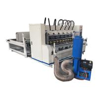 Wholesale Automatic Feeder Corrugated Slitter Scorer Machine With Paper Collection from china suppliers