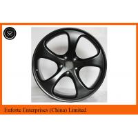 Buy cheap Gloss Black Forged Aluminum Motorcycle Wheels Magnesium Car Wheels from wholesalers