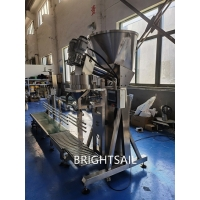 Buy cheap Infrared Sensor IP54 Auger Powder Filling Machine Door Controlled Feeding from wholesalers