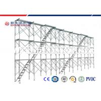 Wholesale Light Weight Tubular Steel H Frame Scaffold For Engineering Construction Q235 from china suppliers