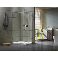 Wholesale Corner Shower room 304 stainless steel Rail bar Material for bathroom 100X100X195/cm from china suppliers