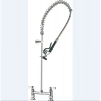 """Wholesale 8"""" Senter Deck Mounted 5.38LPM Pre Rinse Shower Unit from china suppliers"""