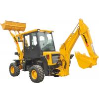 Wholesale Model AZ22-10 Articulated Backhoe Loader / Mini Front End Wheel Loader from china suppliers