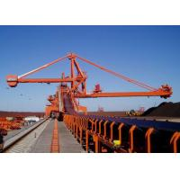 Wholesale Mobile Rubber Tyred Port Gantry Crane , Continuous Ship Unloader Rail Mounted Crane from china suppliers