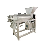 Wholesale Fruits Extracting 2t/H Ginger Spiral Juicing Machine from china suppliers