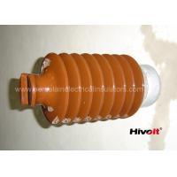 Wholesale IEC Standard Caped Line Post Insulator 35KV With Metal Base / Tie Top from china suppliers
