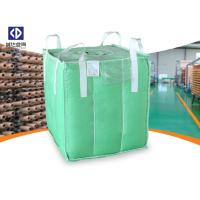 Wholesale Polypropylene FIBC Bulk Bags / Baffle Bag With Inner Bag Color Customized from china suppliers