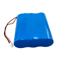 Wholesale 2600mAh Sanyo 18650 Lithium Rechargeable Battery 11.1 Volt from china suppliers