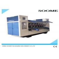 Wholesale Automatic NC Computer Type Thin Blade Slitter Scorer For Corrugated Box 2500mm from china suppliers