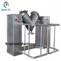 Wholesale Industrial 4000L SS316 V Shaped Blender Mixer Machine from china suppliers