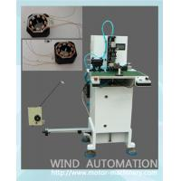 Buy cheap Muti Poles Brushleses Electric Motor Stator Teeth Smart Winding Machine BLDC from wholesalers