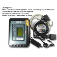 Wholesale Sbb Key Programmer v33 from china suppliers