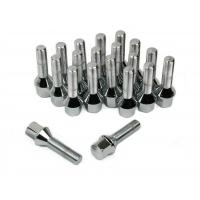 China High Performance Auto Car Accessories , Bmw Chrome Lug Bolts Easy Installation on sale