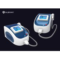 Wholesale Classic Full Body Laser Hair Removal Machine , Laser Hair Reduction Machine 10~70J/Cm2 from china suppliers