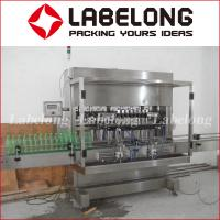 Wholesale Ss Linear Liquid Filling Machine , Aseptic Bottle Filling Machine PLC Control from china suppliers
