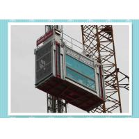 Wholesale Reliable Construction Passenger Building Material Hoist Elevator , CE Approved from china suppliers