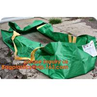 Wholesale 1000kg 2000kg PP New Rubbish Skip Garbage Bag,Flexible Container fibc bag for 4 tons,Eco friendly garbage dumpster Bag s from china suppliers