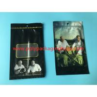 Buy cheap Portable Cigar Ziplock Bags With Transparent Window Humidified System from wholesalers