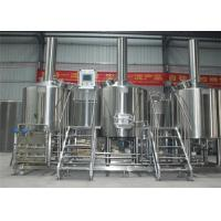 China 1200L Stainless Steel Beer Brewery Equipment Micro With High Production Efficiency on sale
