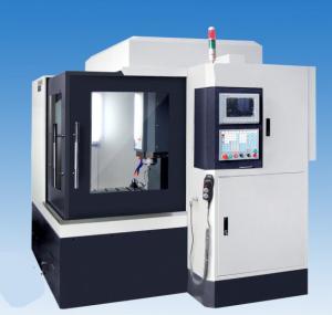 China 24000 RPM Spindle Speed CNC Engraving Machine Japan 20TAC P4 Bearing on sale