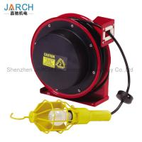 China Auto - Rewind Extension Cable Reel Spring Drive For Electric Flat Car / Crane / Forklift on sale