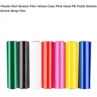 Wholesale Pallet Stretch Film For Wrap/ Film Stretch, Jumbo Roll Lldpe Hand Pe Stretch Film Price, Free Sample LLDPE Clear Plastic from china suppliers