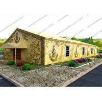 Wholesale Colorful Painting Decoration Heavy Duty Event Tents PVC Cover For Outdoor Hajj Event from china suppliers
