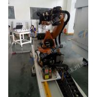 Wholesale High Rigidity Stacking  Robot Rail System With Organ Shield Customized Accessories from china suppliers