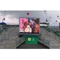 Buy cheap IP65 P16 Stadium Led Billboard Display 8000 Nits , High Contrast Screen from wholesalers