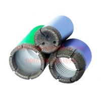 Buy cheap NW HW Diamond Casing Shoe Diamond Core Bit Durable Impregnated from wholesalers