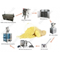 Wholesale 2500mesh 75kw ISO Ginger Powder Making Machine from china suppliers