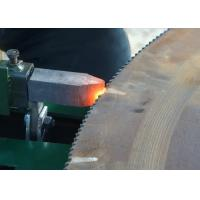 Wholesale Steel mill circular saw blade tooth tip electrode hardening machine from china suppliers