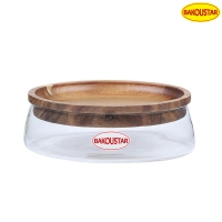 Wholesale Lead Free Dried Fruit Storage Borosilicate Glass Jars from china suppliers