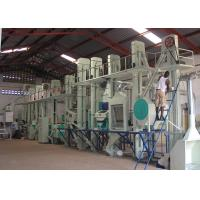 Wholesale Turn key project 500 T/D fully automatic rice mill machine from china suppliers