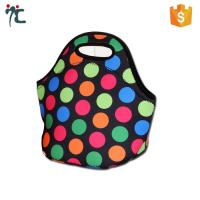 Buy cheap wholesale polyester neoprene insulated waterproof bento fitness lunch picnic from wholesalers