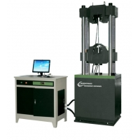 Wholesale 60Ton Hydraulic Universal Testing Machine , Bending Tensile Compression Tester For Metal from china suppliers