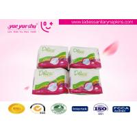 Wholesale Disposable Ultra Thin Sanitary Napkin , 240mm Daily Use Cotton Napkin Pads from china suppliers