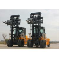 Wholesale Automatic Compact Forklift Trucks , Powerful 16 Ton Industrial Lift Truck from china suppliers