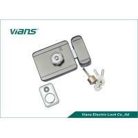 Wholesale Low Noise Automotive Electronic Front Door Lock For Iron Gate / Wooden Doors from china suppliers
