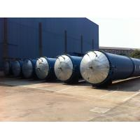 China Saturated Steam Wood Autoclave / Wood Block Machine High Temperature on sale