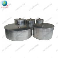 Wholesale IEC60335 Test Pans/Vessel for Induction Hob Element for Electromagnetic Oven Test from china suppliers