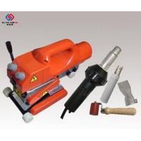 Wholesale Double Insulated Safe Geomembrane Welding Machine , Plastic Hot Air Welder Gun With Kits from china suppliers