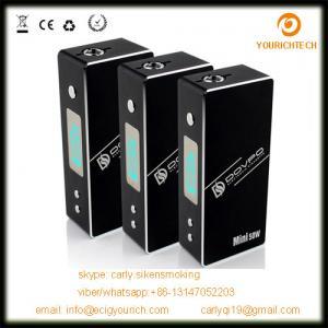 China Dovpo new e cigarette box mod Mini 50w 18650 Battery mod on sale