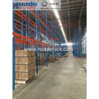 Buy cheap Selective Pallet Racking System, Double depth for Pallet Storage from China from wholesalers