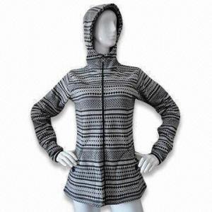 Wholesale Women's Merino Wool Hood Jacket from china suppliers