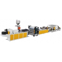 Buy cheap PVC Transparent Soft Rigid Sheet Extrusion Lines from wholesalers