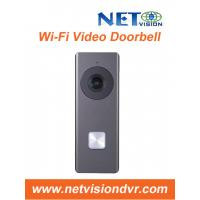 Wholesale IP Video Intercom--Wi-Fi Video Doorbell, Built-in Omnidirectional Microphone, Built-in Loudspeaker, Motion Detection. from china suppliers