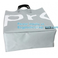 Wholesale Custom Eco Friendly Tarpaulin Fashion Outdoor Sport Waterproof Tote Bag Dry Bags Pvc Waterproof Bag For Women Shopping from china suppliers