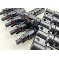 Buy cheap PV MC4 Connector Solar Energy Adapter / Mc4 T Branch Connectors For Solar Panel from wholesalers