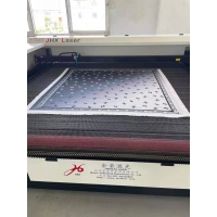 Wholesale 100W 130W 150W CO2 Laser Cutting Machine For Muslim Scarf from china suppliers